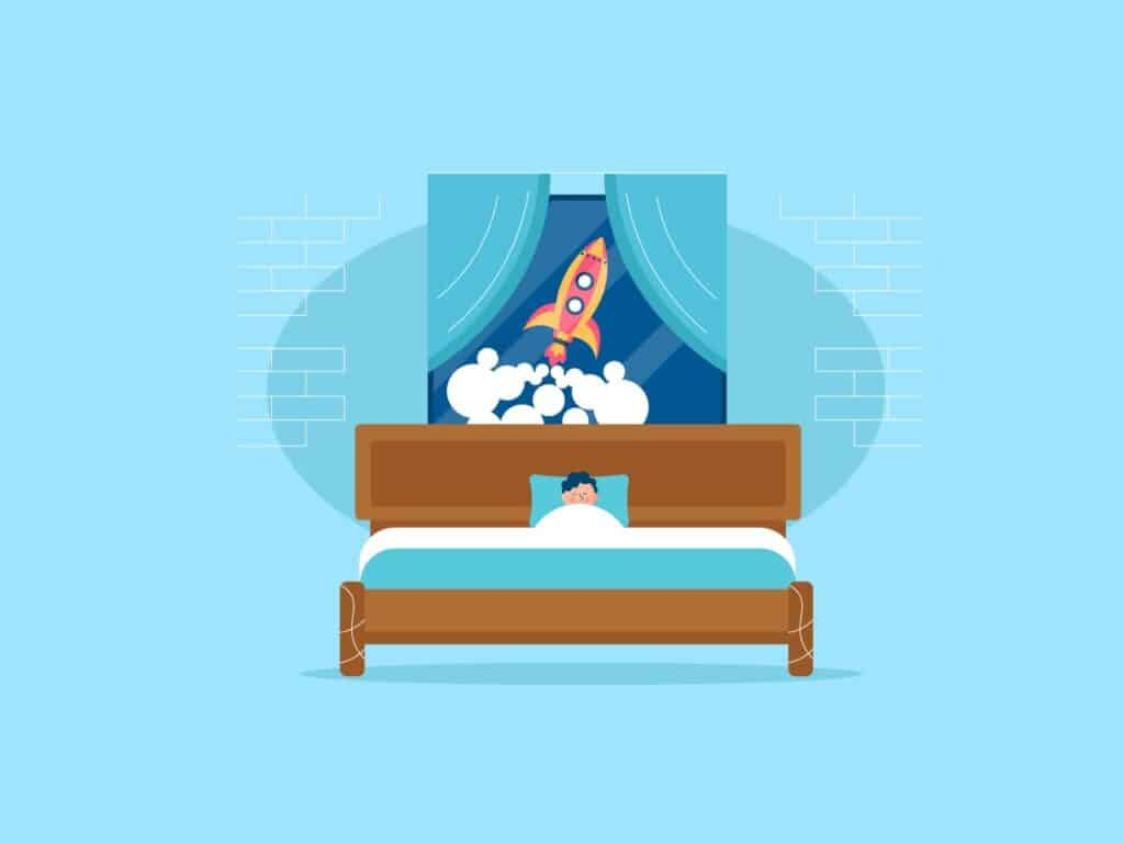 Illustrating how noise-free should be your bedroom