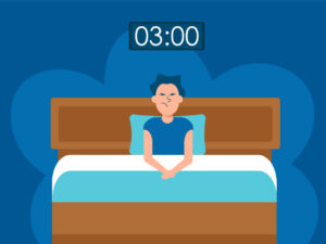 Read more about the article Keep Waking Up at 3 am? Here are 7 Easy Solutions