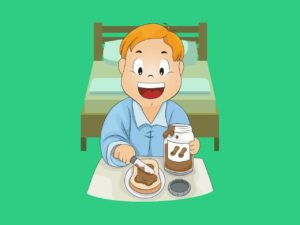 Read more about the article Eating Peanut Butter Before Bed: Can It Boost Your Sleep Quality?