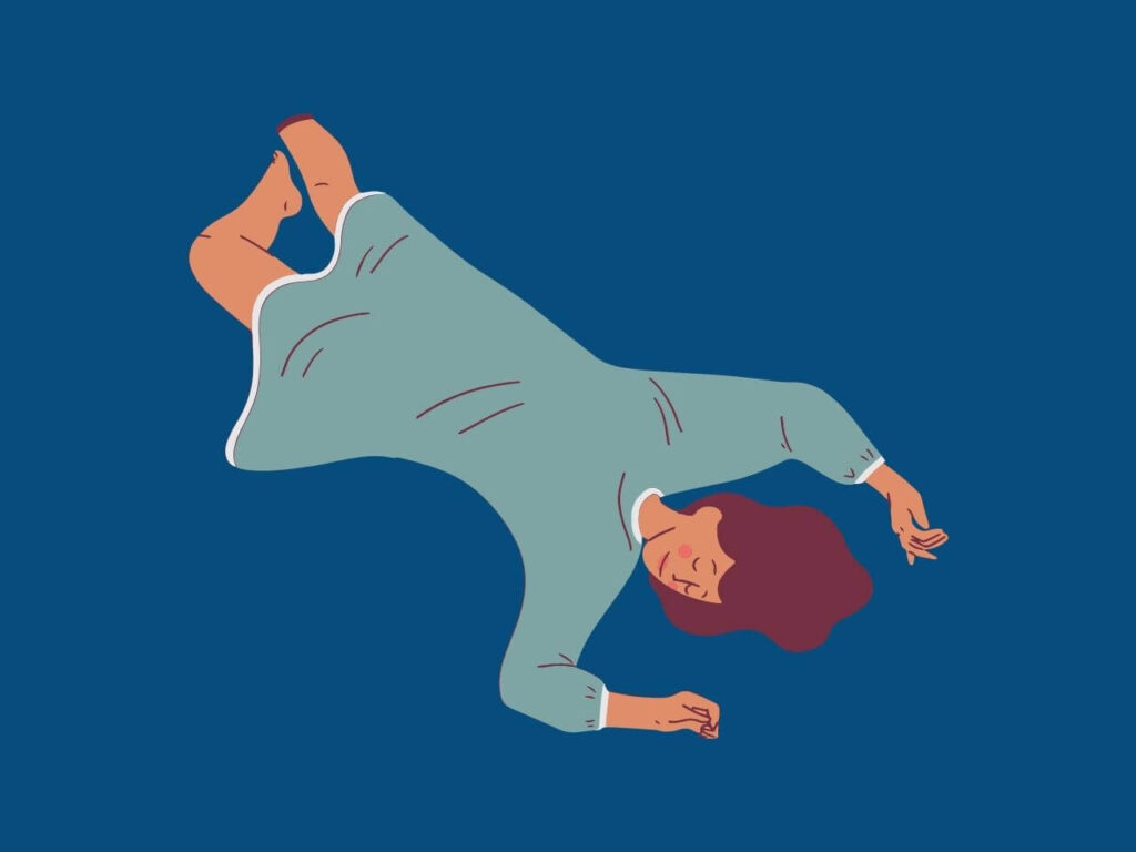Read more about the article The Truth About the Freefaller Sleep Position and Your Health